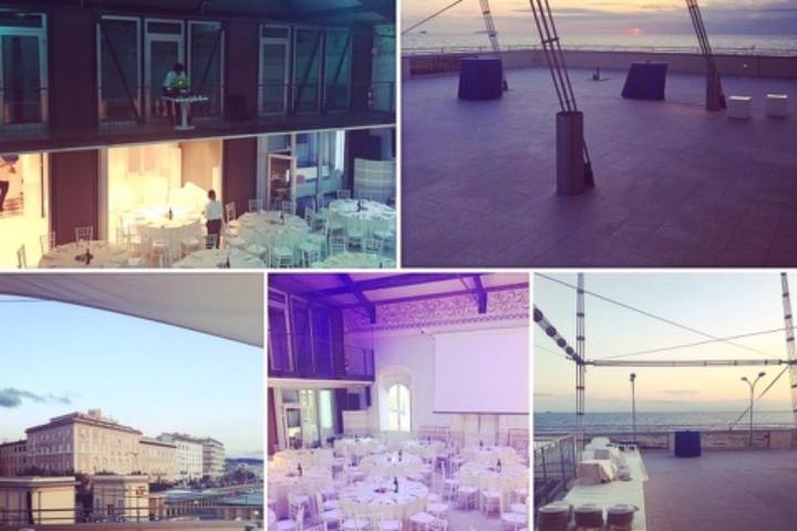 Sabato 23 settembre presso Palazzo Pancaldi si è svolto il gala dinner dell'Accademia Navale di Livorno