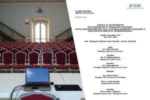 Consiglio dell'Ordine degli Avvocati di Livorno