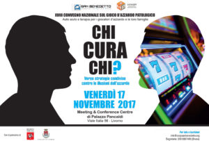 Convegno gioco d'azzardo Livorno (Toscana)