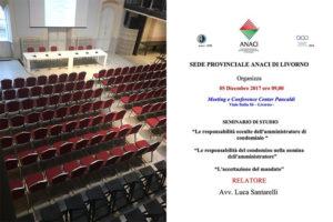 Seminario Livorno - Toscana