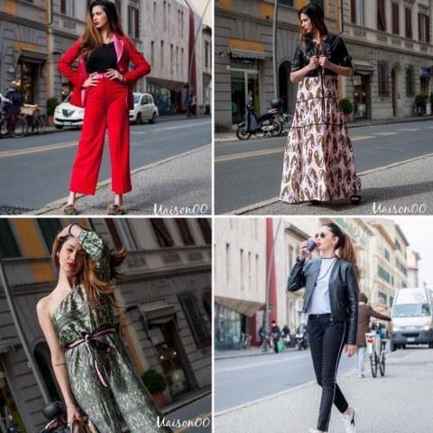 Sfilata collezione primavera/estate 2018 boutique