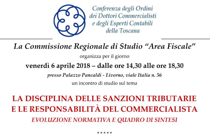 Congresso Ordine dei Dottori Commercialisti e degli Esperti Contabili della Toscana