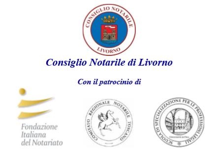 Congresso Consiglio Notarile di Livorno, sabato 11 maggio presso il Centro Congressi Pancaldi