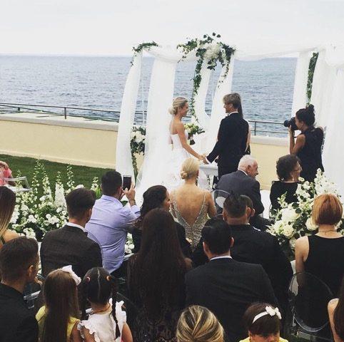 Location per matrimoni in toscana sul mare: questo è il Palazzo Pancaldi, a Livorno