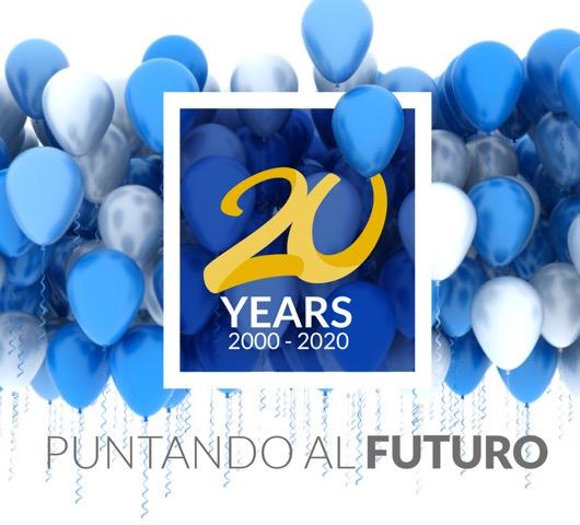 ErreDue SPA celebra i 20 anni di attività al Palazzo Pancaldi