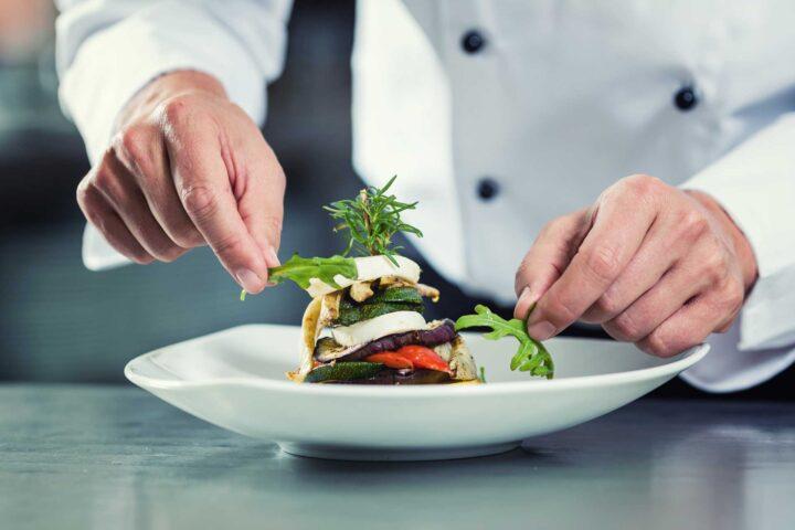 Pranzo privato con cooking show