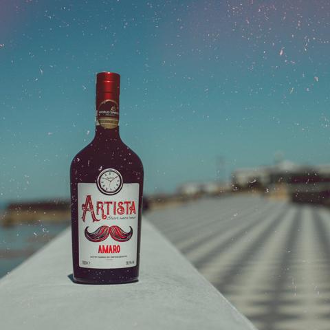 Amaro Artista, l'amaro più cool del momento presenta una serata degustazione